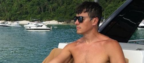 Rodrigo Faro chama a atenção por sua forma física (Foto: Reprodução / Instagram)