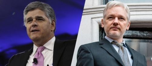 Sean Hannity Lands Julian Assange Interview on Fox News | Variety - variety.com