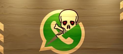 Su WhatsApp spesso circolano virus