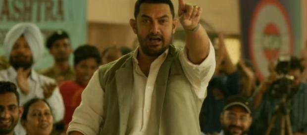 Aamir Khan from 'Dangal' movie (Image source: PR Handout)