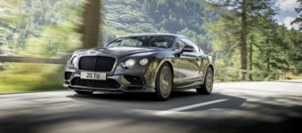 Bentley Continental Supersports atinge os 336 km/h de velocidade máxima