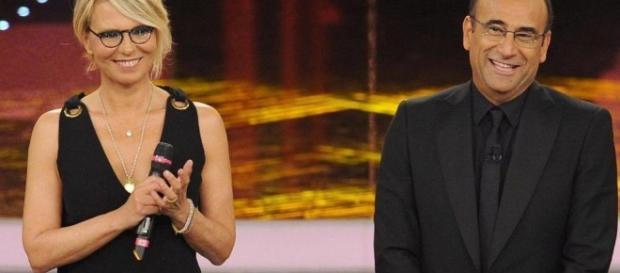 Carlo Conti chiama Maria De Filippi per condurre il Festival di Sanremo