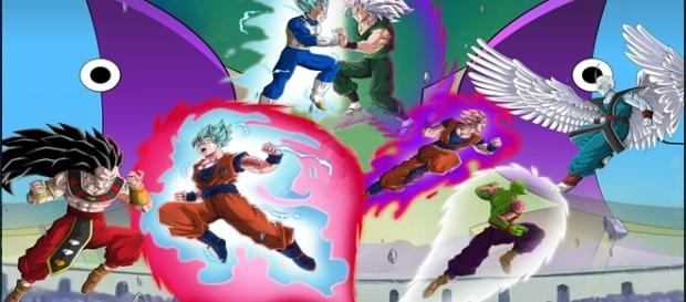 Dragon Ball Super: El torneo de los 12 universos