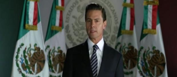 El mensaje engañoso y amenazante de Enrique Peña Nieto