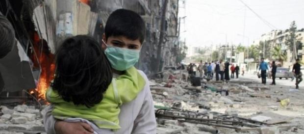 farodiroma » Siria. I bambini le prime vittime della guerra. Parla ... - farodiroma.it