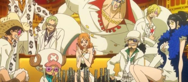 Film review: One Piece Film Gold – best big-screen outing yet for ... - scmp.com
