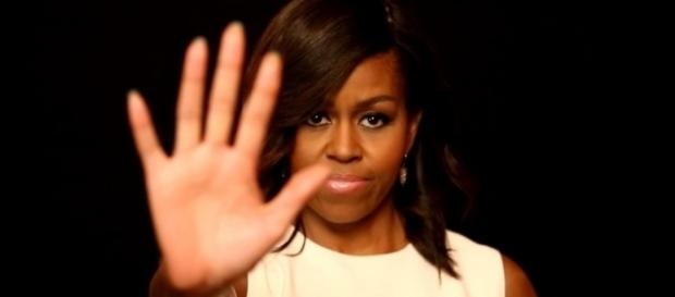 First Lady Michelle Obama - Photo: Huffington Post
