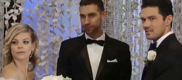 'General Hospital' spoilers photos - Nathan and Maxie wedding pics revealed (via YouTube UHaveMeEveryday)