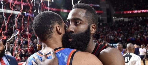 Harden y Westbrook nos dejaron un partido asombroso