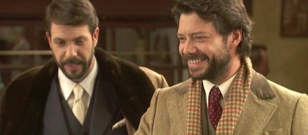 Il Segreto, anticipazioni iberiche: Lucas lascia la soap