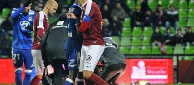 Match à rejouer et trois points de retrait (dont un avec sursis) pour le FC Metz
