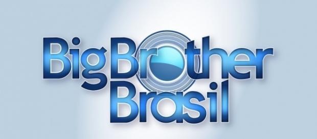 O azul da logo do Big Brother vai passar a ser laranja e preto