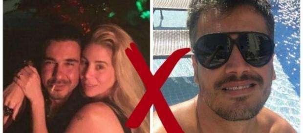 Casal está em guerra com jornalista Leo Dias