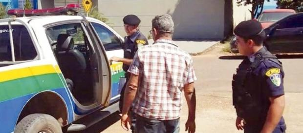 Pai é preso suspeito de estuprar filhas