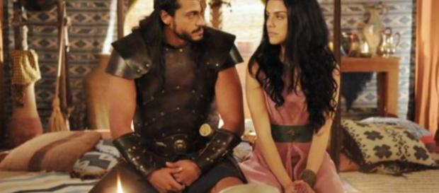 Samara pede que Tobias mate Yana e, após um trato, ele aceita