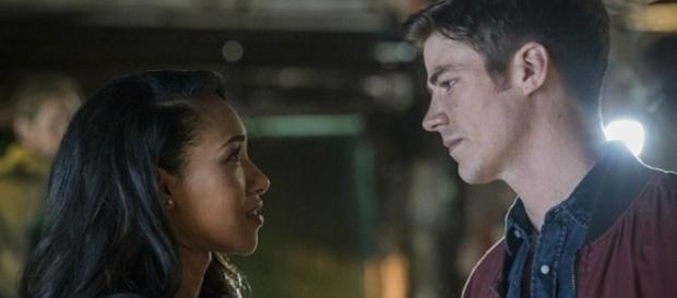 The Flash: Barry lutará para salvar a vida de Iris.