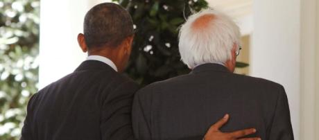 Sanders Wouldn't End His Campaign, So Obama Just Did It for Him ... - thefiscaltimes.com