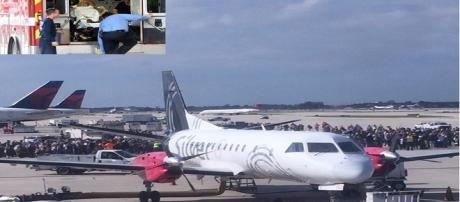 Tiros dentro do Aeroporto na Flórida deixa cinco mortos e oito feridos.