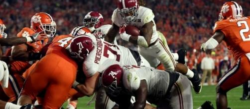 Alabama vs. Clemson. Photo Credit: Joe Camporeale/USA Today Sports via Reuters