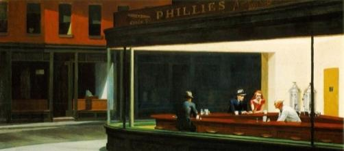Edward Hopper Paintings - edwardhopper.net