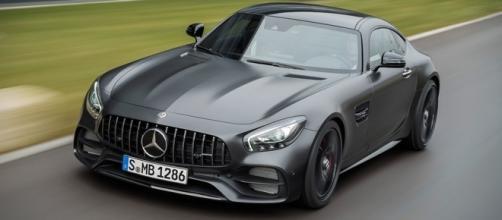 Mercedes-Benz AMG GT C Edition 50 | Uncrate - uncrate.com