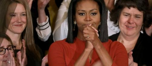 Michelle Obama's final speech as first lady - Photo: Blasting News Library - theundefeated.com