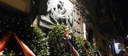 Un percorso tra le targhe della città in ricordo delle vittime di mafia