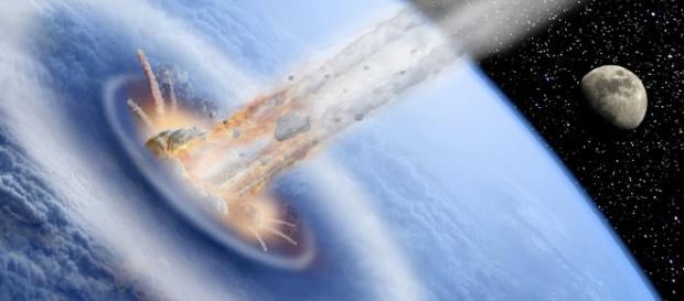 Nasa avalia possibilidade de uma colisão com a Terra