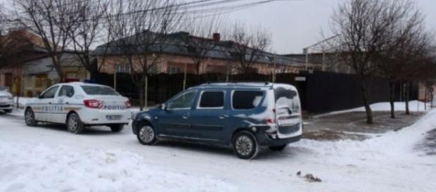 Aceasta este casa unde s-a petrecut tragedia- sursa foto adevarul.ro