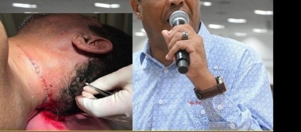 Apóstolo Valdemiro Santiago foi atacado em São Paulo e postou vídeo no hospital