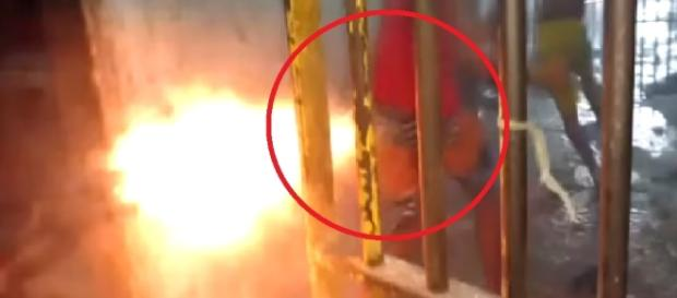 Bope atira em presos que arrancaram corações e cabeças de colegas; vídeo forte