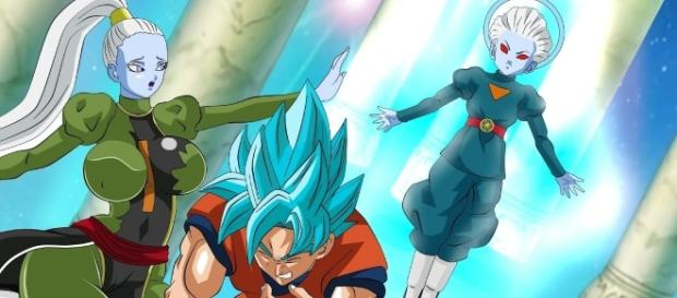 creditos a dicasty dragon ball super