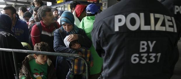 Die Polizei in Europa steht unter großem Druck. (Fotoverantw./URG Suisse: Blasting.News Archiv)