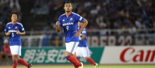 Santos negocia a contratação do atacante Kayke (Reprodução/GloboEsporte)