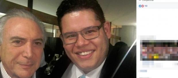 Secretário da Juvientude Bruno Júlio pediu demissão ao presidente Michel Temer, após afirmações que elogiavam os massacres em presídios