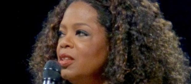 Source: Wikimedia Aphrodite in NYC. Oprah Winfrey on weight loss