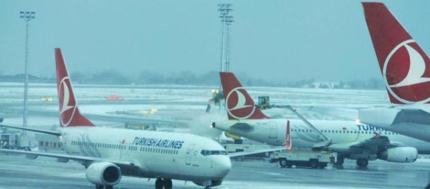 Turkish Airlines: One of the many airlines to cancel flights this weekend. - Hurriyet Daily News
