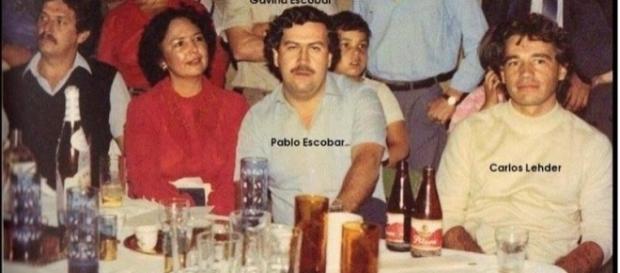 Uma parceria chamada Escobar e Lehder