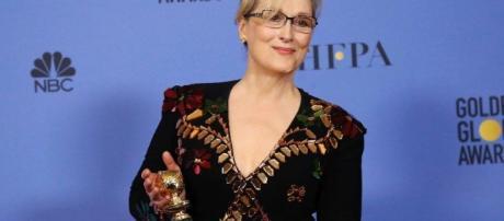 Consagrada atriz recebeu prêmio pela sua carreira