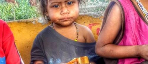Aumenta infancia y mendicidad en las calles de Venezuela