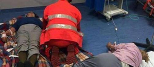 Pazienti curati a terra, sospesi i dirigenti dell'ospedale di Nola - avvenire.it