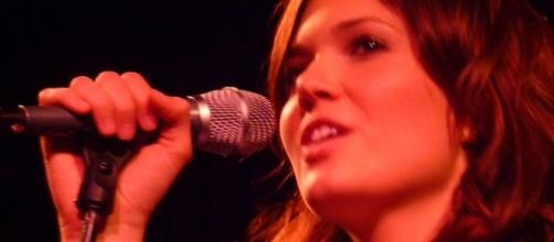 Source: Wikimedia Aphrodite in NYC. Mandy Moore debuts healthy weight loss