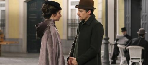 Una Vita, anticipazioni al 13/01: Teresa scopre che Mauro la tradisce