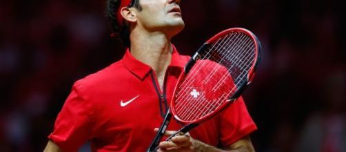 Uno spumeggiante Week end di tennis.