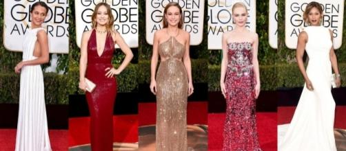 Who's the best dressed at the 2017 Golden Globes? - elle.com