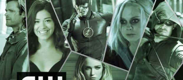 CW Shows -Whats On Netflix - whats-on-netflix.com