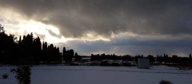 Ecco le zone del Salento in cui si prevede molto freddo.