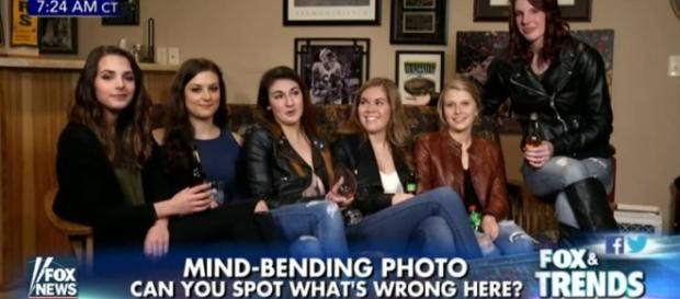Fox desvenda mistério da garotas sem pernas em foto que virou febre na internet