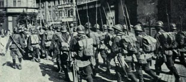 Frontul invizibil românesc 1914-1919