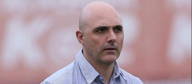 Maurício Galiotte, presidente da Sociedade Esportiva Palmeiras